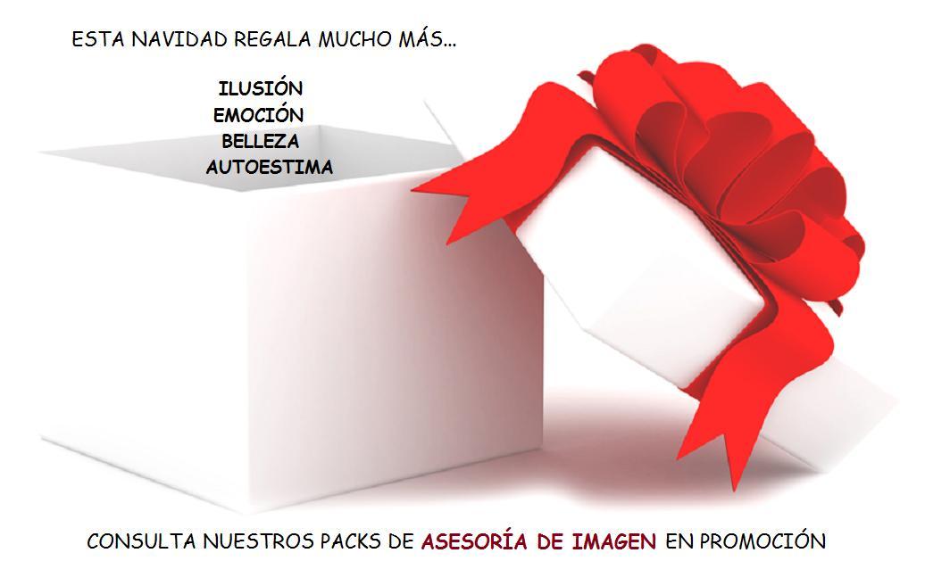 Packs de Asesoría de Imagen en promoción para Navidad