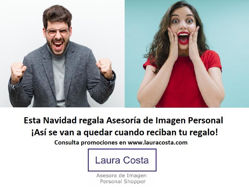 ESTA NAVIDAD SORPRENDE REGALANDO ASESORÍA DE IMAGEN