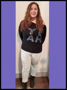 Tipología corporal Mirian por Laura Costa