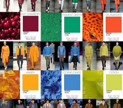 Dime, qué colores sueles llevar, y te diré cómo eres